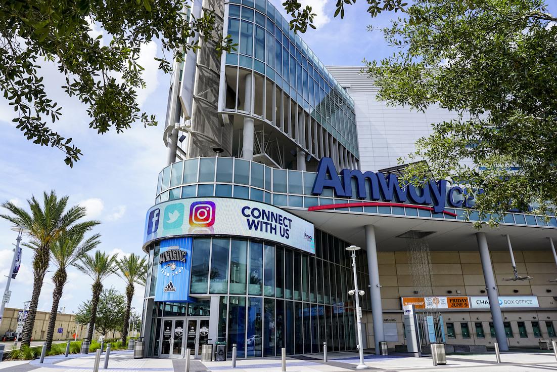 Amway Center, Orlando, FL
